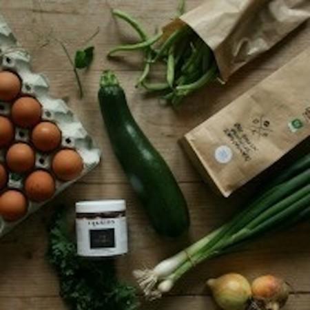 Økologiske frukt og grønnsaker uke 22