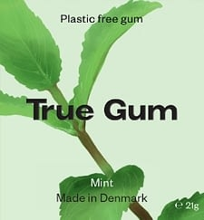 True Gum - Mint + Matcha