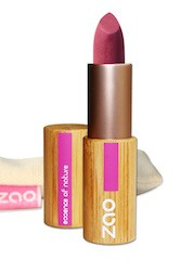 ZAO Matt Lipstick 470 Satin Dark Purple