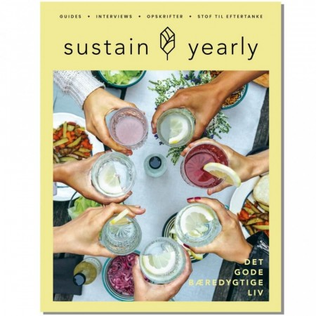 Sustain Yearly -vol.3 2019 (Dansk utgave)