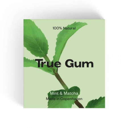 True Gum - Mint & Matcha