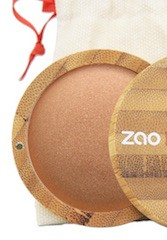 ZAO MINERAL COOKED BRONZER/solpudder  341 GOLDEN COPPER