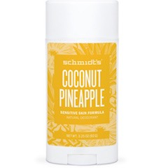 Schmidt`s Coconut + Pineapple deodorant stick (Sensitive Skin)