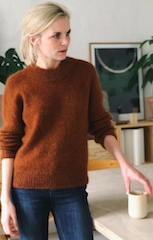 Petite Knit Oslosweater (Norsk)