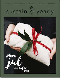 Sustain Yearly Jul (Dansk utgave).