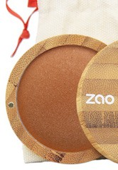 ZAO MINERAL COOKED BRONZER/solpudder 343 GOLDEN BRONZE