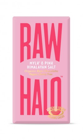 Raw Halo MYLK & PINK HIMALAYAN SALT