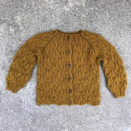 Olivecardigan - Knitting for Olive