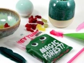 Økologisk snacks og godteri