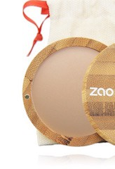 ZAO MINERAL COOKED BRONZER/solpudder 346 MATTIFYING BRIGHT COMPLEXION