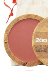 ZAO COMPACT BLUSH/rouge 322 BROWN PINK