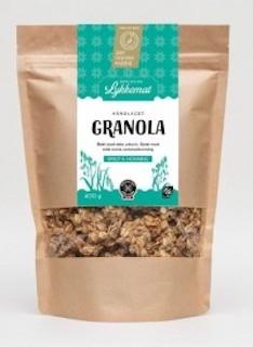 Økologisk granola og musli