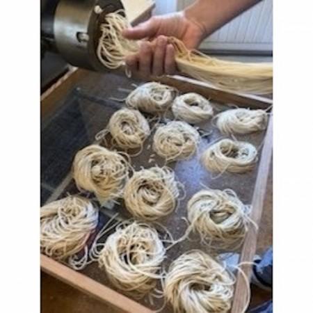Økologisk pasta fra Andebu