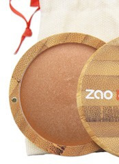 ZAO MINERAL COOKED BRONZER/solpudder 342 BRONZE COPPER
