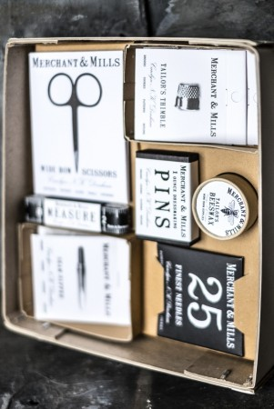 Selected Notions Box - stort sysett fra Merchant & Mills