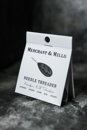Needle Threader - treder/trådtreder fra Merchant & Mills