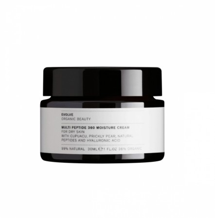 EVOLVE Multi Peptide 360 Moisture Cream 30ml (mini size)