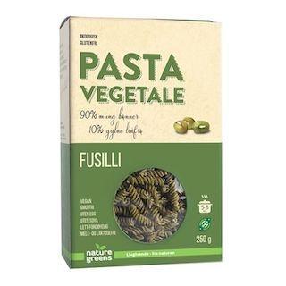økologisk ris, pasta og bønner