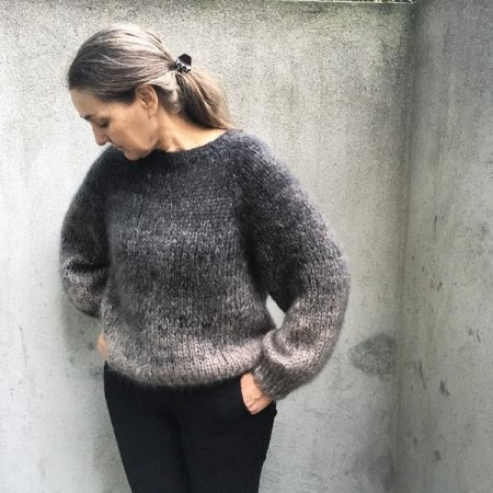 Farveregnsweater - Knitting for Olive