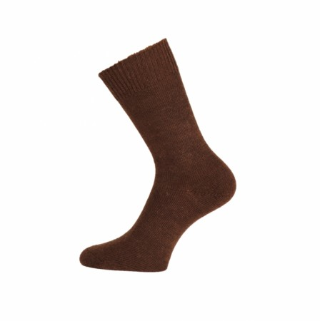 "CORRYMOOR SPORTSMAN SOKKER ""chocolate brown"" (32-36)"