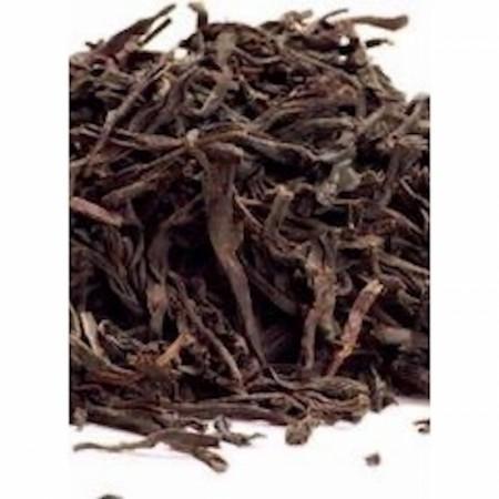 Økologisk sort te