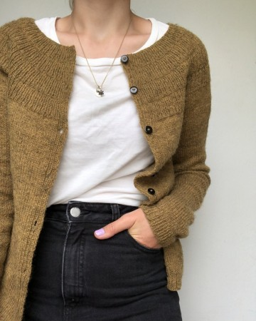 Petite Knit Ankers Cardigan - My Size (norsk)
