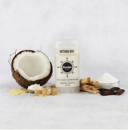 Humble Deodorant - Palo Santo and Frankincense