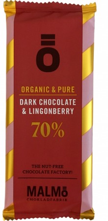 Ö Dark Lingonberry 70%