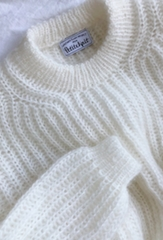 Petite Knit September Sweater (Norsk)