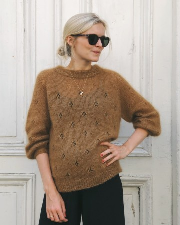 Petite Knit - Fortune sweater