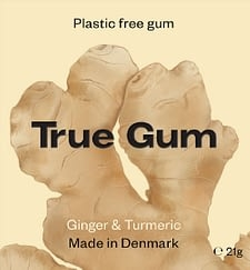 True Gum Ginger & Turmuric