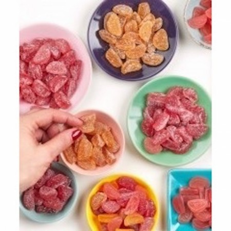 Økologiske snacks og godteri