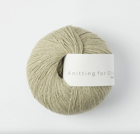 Merino - fennel seed, knitting for olive