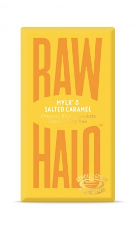 Raw Halo MYLK & SALTED CARAMEL