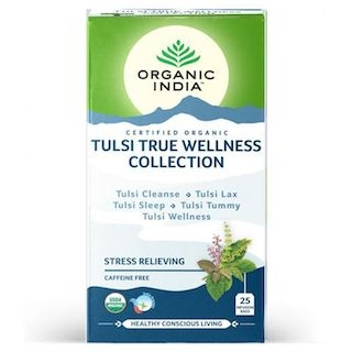 ORGANIC INDIA TULSI TRUE WELLNESS COLLECTION