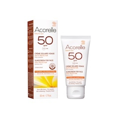 Acorelle Sun Face Cream spf 50 – 50ml