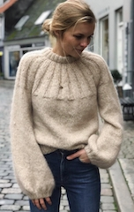 Petite Knit Sunday Sweater - Norsk